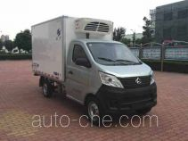 Hongyu (Henan) HYJ5022XLCA refrigerated truck