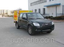 Hongyu (Henan) HYJ5024XQYA explosives transport truck