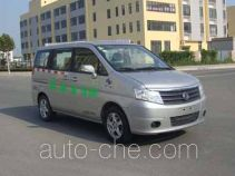 Hongyu (Henan) HYJ5025XJE автомобиль экологического мониторинга