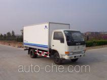 Hongyu (Henan) HYJ5031XBW4 insulated box van truck
