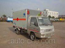 Hongyu (Henan) HYJ5031XQYA explosives transport truck