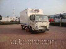 Hongyu (Henan) HYJ5040XLCA8 refrigerated truck