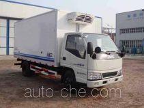 Hongyu (Henan) HYJ5040XLCB3 refrigerated truck