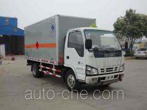 Hongyu (Henan) HYJ5040XQYA1 explosives transport truck