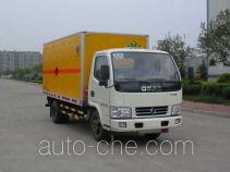 Hongyu (Henan) HYJ5040XQYA4 explosives transport truck