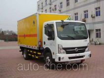 Hongyu (Henan) HYJ5070XYN1 fireworks and firecrackers transport truck