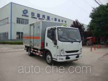 Hongyu (Henan) HYJ5040XRYB автофургон для перевозки легковоспламеняющихся жидкостей