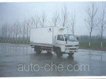 Hongyu (Henan) HYJ5040XYL medical waste truck