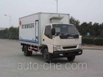 Hongyu (Henan) HYJ5040XYLA medical waste truck