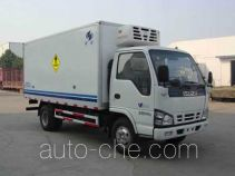 Hongyu (Henan) HYJ5040XYW oxidizing materials transport truck