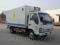 红宇牌HYJ5040XYW型氧化性物品厢式运输车