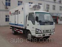Hongyu (Henan) HYJ5040XYY medical waste truck