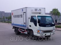 Hongyu (Henan) HYJ5041XYL medical waste truck