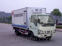 Hongyu (Henan) HYJ5042XYL medical waste truck