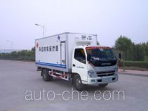 Hongyu (Henan) HYJ5043XYL medical waste truck
