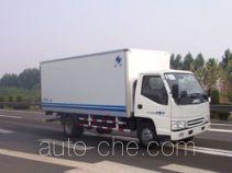 Hongyu (Henan) HYJ5044XBW insulated box van truck