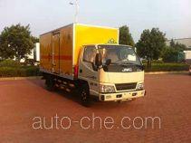 Hongyu (Henan) HYJ5044XQYA explosives transport truck
