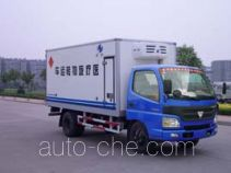 Hongyu (Henan) HYJ5044XYL medical waste truck