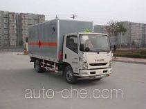 Hongyu (Henan) HYJ5045XQYA грузовой автомобиль для перевозки взрывчатых веществ