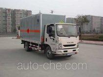 Hongyu (Henan) HYJ5045XQYA explosives transport truck