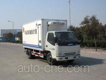 Hongyu (Henan) HYJ5045XYL medical waste truck