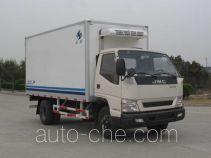 Hongyu (Henan) HYJ5046XLCA refrigerated truck