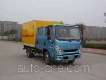Hongyu (Henan) HYJ5046XQYA explosives transport truck