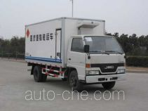 Hongyu (Henan) HYJ5046XYL medical waste truck