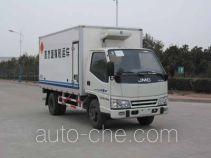 Hongyu (Henan) HYJ5051XYY автомобиль для перевозки медицинских отходов