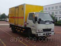 Hongyu (Henan) HYJ5060XQYB грузовой автомобиль для перевозки взрывчатых веществ