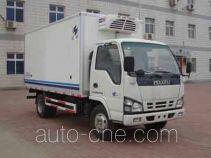 Hongyu (Henan) HYJ5061XLCA refrigerated truck