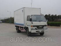 Hongyu (Henan) HYJ5062XBW автофургон изотермический