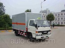 红宇牌HYJ5062XYN型烟花爆竹专用运输车