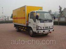 Hongyu (Henan) HYJ5063XQYA explosives transport truck