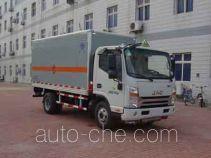 Hongyu (Henan) HYJ5070XQYB2 explosives transport truck