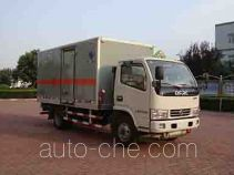 Hongyu (Henan) HYJ5070XYN3 fireworks and firecrackers transport truck
