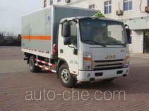 Hongyu (Henan) HYJ5072XQYA explosives transport truck