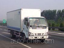 Hongyu (Henan) HYJ5074XBW insulated box van truck