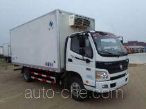 Hongyu (Henan) HYJ5080XLCB1 refrigerated truck