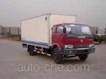 Hongyu (Henan) HYJ5082XBW insulated box van truck
