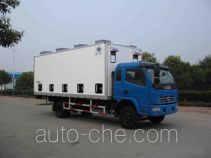 Hongyu (Henan) HYJ5090XCQ chicken transport truck