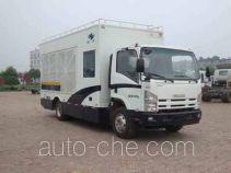 Hongyu (Henan) HYJ5100TLZ мобильный дорожный блокиратор