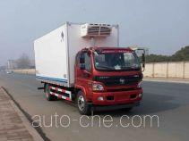 Hongyu (Henan) HYJ5120XLCA refrigerated truck