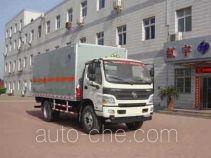 Hongyu (Henan) HYJ5120XQYB explosives transport truck