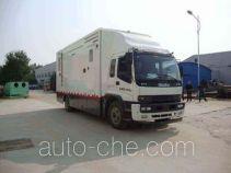 Hongyu (Henan) HYJ5140XDS автомобиль телевидения