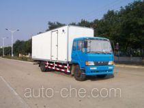 Hongyu (Henan) HYJ5146XBW insulated box van truck