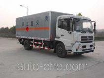 Hongyu (Henan) HYJ5160XQYA explosives transport truck