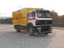 Hongyu (Henan) HYJ5161XQYA explosives transport truck