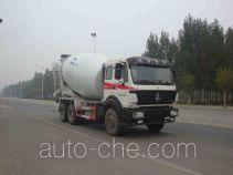 Hongyu (Henan) HYJ5251GJB автобетоносмеситель