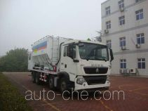 Hongyu (Henan) HYJ5310THZ ammonuim nitrate and fuel oil (ANFO) on-site mixing heavy truck